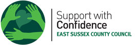 'Support with confidence' approved care providers in East Sussex